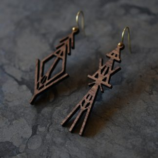 Bijoux graphique . bijoux geometrique . bijoux contemporain .bijoux fait main .bijoux créateur . bijoux léger . maison zéphyre .