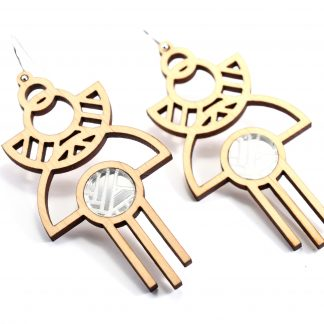 boucles d'oreille art déco-boucles d'oreille graphiques- boucles d'oreille en bois écoresponsable - boucles d'oreille contemporaines- Bijoux africain- bijoux design-boucle d'oreille géométrique- bijoux écoresponsables -bijoux recyclés- bijoux plexiglas recyclé- made in France - maison zéphyre - bijoux graphiques - bijoux poétiques - bijoux recyclés - bijoux fait main - artisanat français - bijoux contemporains - bijoux minimalistes - Bijoux géométriques-