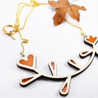 bijoux ecoresponsable - bijoux graphique - bijoux original - bijoux en bois - maisonzephyre .
